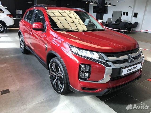 Mitsubishi ASX, 2020 купить 1