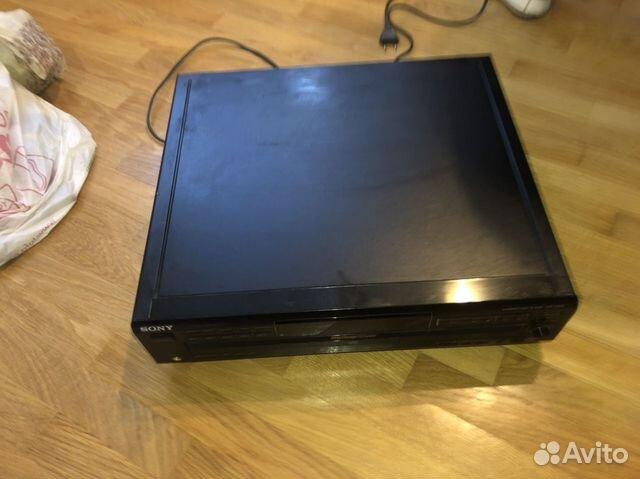 Проигрыватель CD-дисков (5 дисков)