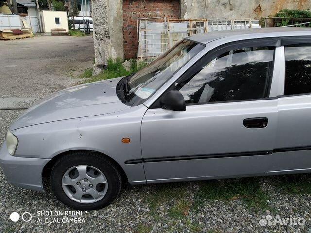 Hyundai Accent, 2008 89184007148 buy 1