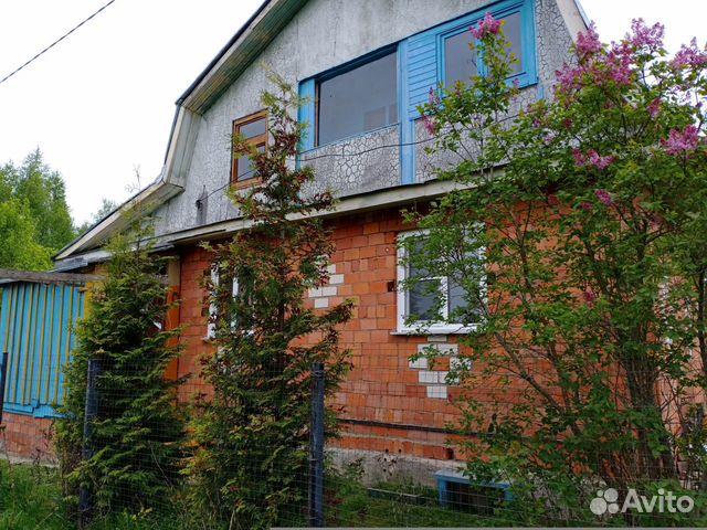 Дом 70 м² на участке 10 сот. купить 1