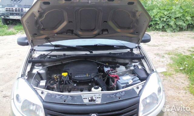 Renault Sandero, 2011 89157609472 купить 4