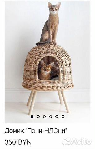 Домик для кота или маленькой собачки  купить 3