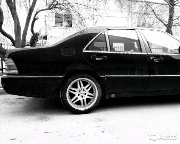 Mercedes-Benz S-klass 1992  köp 9