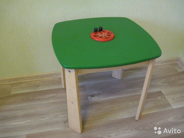 Детский столик 89807016057 купить 2