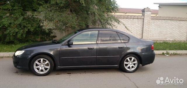 Subaru Legacy, 2007 89133218499 купить 1