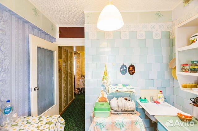 2-к квартира, 47.8 м², 1/5 эт. 89648822897 купить 6