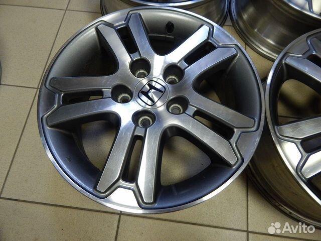 Оригинал Honda Stepwgn R16 5*114.3 ET50 J6 89140053766 купить 2