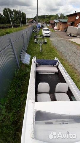 Моторная лодка Сарепта купить 3