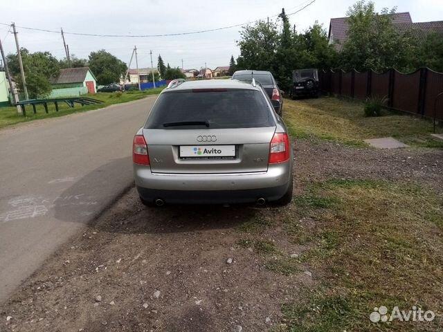Audi A4, 2003 89656365240 купить 3