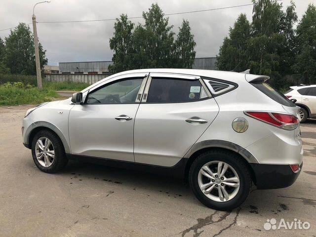 Hyundai Tucson, 2011  89600105432 купить 2