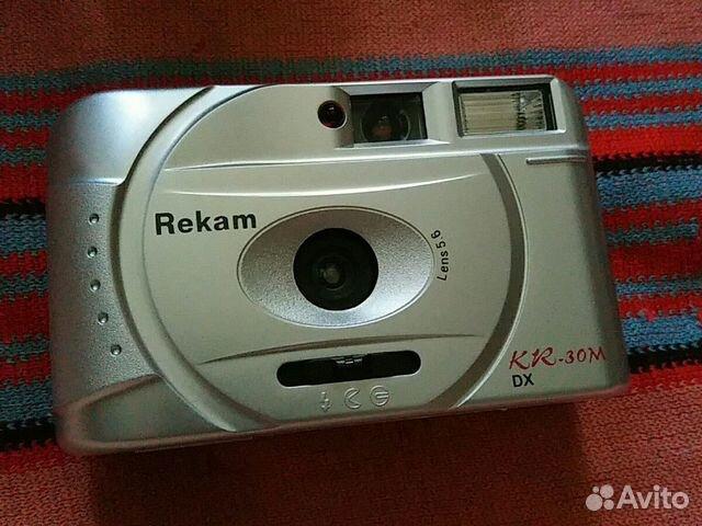 Пленочный фотоаппарат Rekam KR-30M