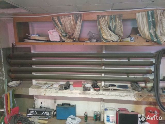 Радиатор отопления (труба 89)