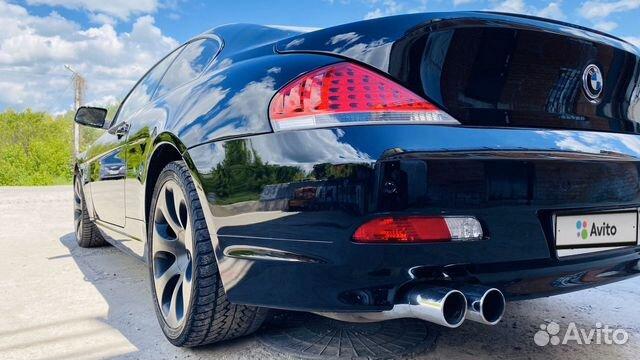 BMW 6 серия, 2004  89606310659 купить 1