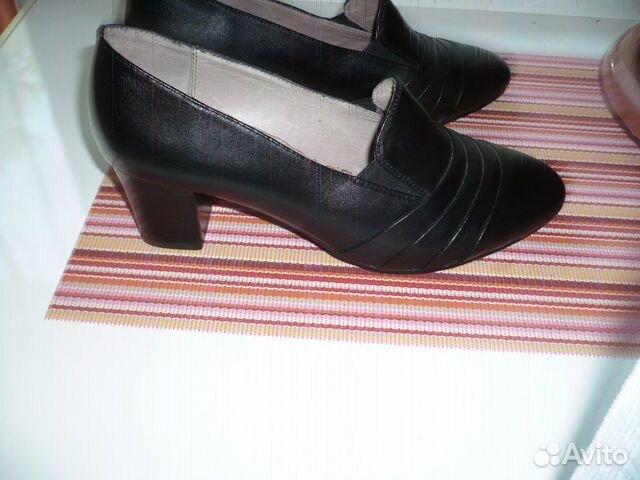 Продаю новые кожаные туфли  89003734313 купить 1