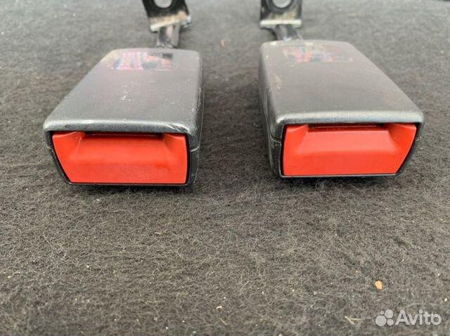 Ответная часть ремня безопасности Opel Astra H  89086364687 купить 4