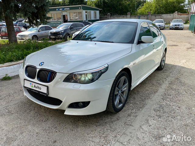 BMW 5 серия, 2008  89520226001 купить 1