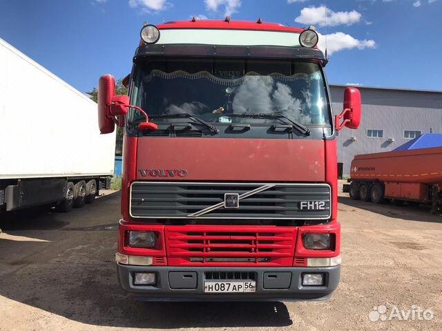 Продам тягач Volvo FH12 380, 1999 года выпуска  89068441967 купить 1