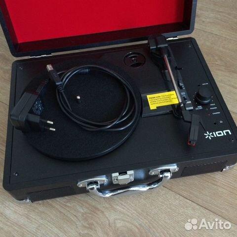 Проигрыватель ION Audio Vinyl Motion