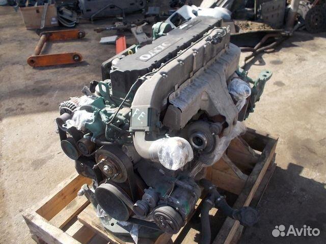 Двигатель Вольво D7E Euro3 (Volvo)  купить 1