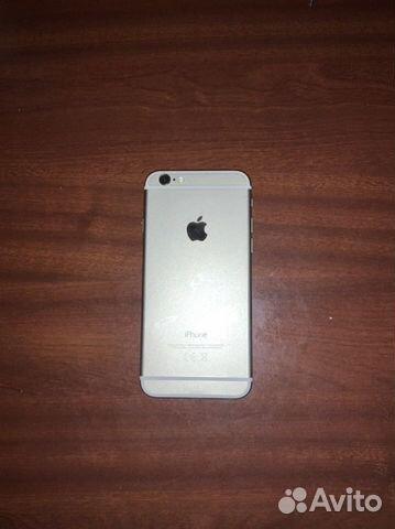 Телефон iPhone 6 32g  купить 5