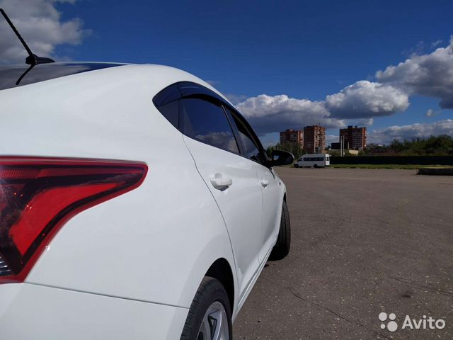 Hyundai Solaris, 2017  89605376769 купить 7