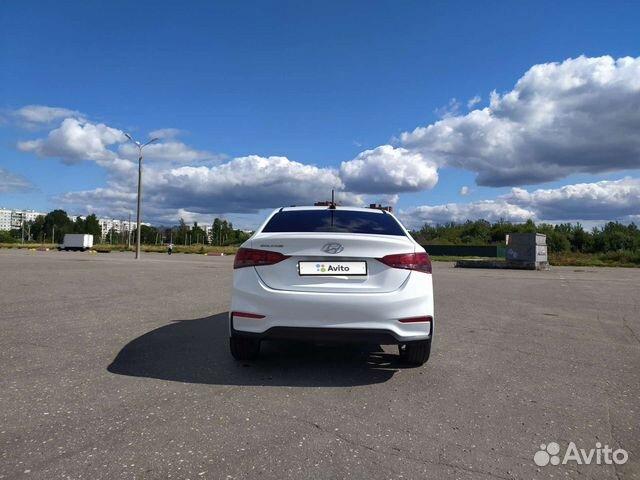 Hyundai Solaris, 2017  89605376769 купить 5