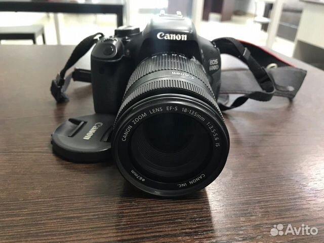Фотоаппарат Canon 600D  89279163510 купить 1