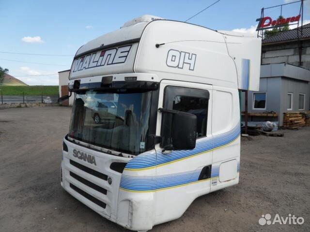 Кабина Скания PGR (Scania P,G,R series)  83919898433 купить 2