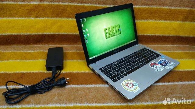 Ноутбук asus N56VB  89787166927 купить 2