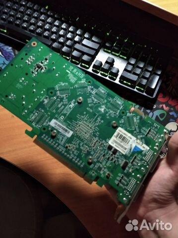 Видеокарта e-GeForce 9600 GT