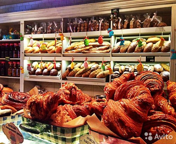 89220004530  Пекарня в хорошей локации