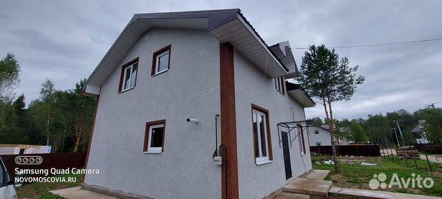 Дом 160 м² на участке 13 сот.
