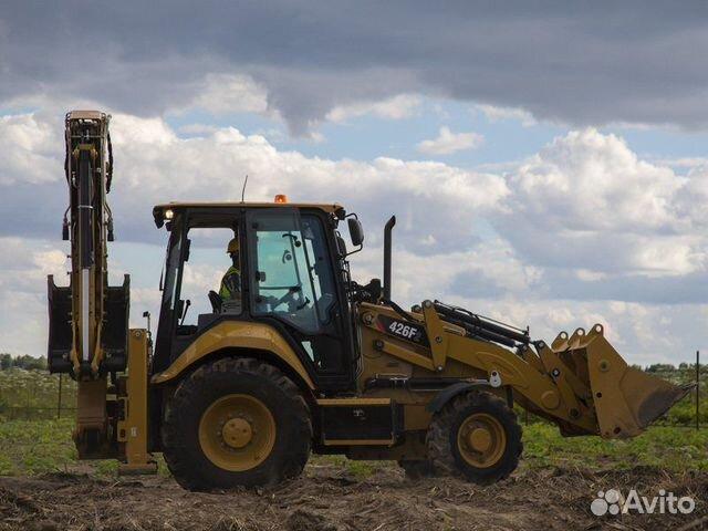 Экскаватор-погрузчик Caterpillar 426F2 2020  88007079165 купить 5