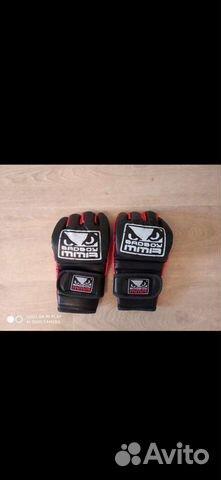Перчатки mma, ufc, bad boy  89143127909 купить 2