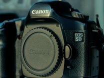 Фотоаппарат canon 5 D