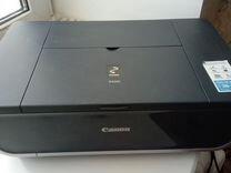 Принтер струйный Canon Pixma IP-4300