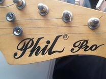 Электрогитара Phil Pro