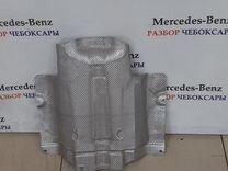 Тепловой отражатель днища Mercedes w204 — Запчасти и аксессуары в Чебоксарах