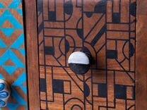Тв тумба из массива, вазанта — Мебель и интерьер в Самаре