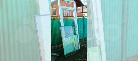 Продается металлопластиковая дверь