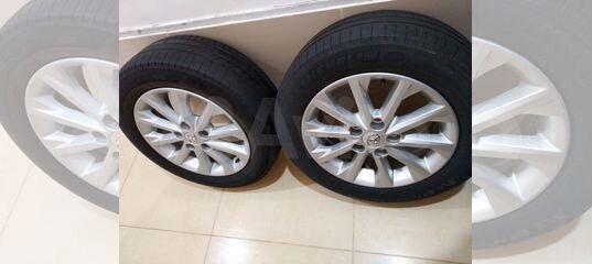 Размер колес на Toyota Camry (Тойота, камри ) - Размер