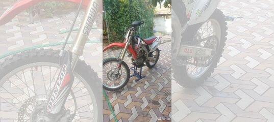 Honda crf450r купить в Краснодарском крае | Транспорт | Авито