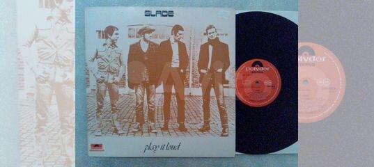 Slade - Play It Loud - Англия - Идеальный