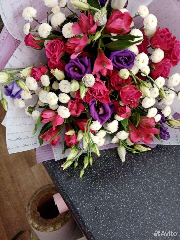 Доставка букетов и цветов  89613395871 купить 1