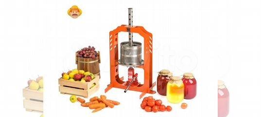 Пресс для отжима сока Hanhi купить в Свердловской области   Товары для дома и дачи   Авито