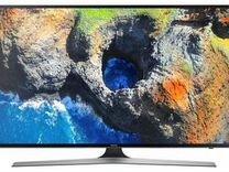 "55"" (138 см) Телевизор LED SAMSUNG UE55MU6100 4к U"