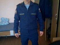 Военной служащий