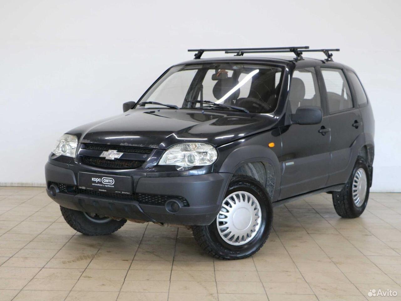 Chevrolet Niva, 2010  84872337205 купить 1