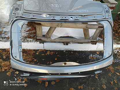 Дверь багажника LADA Vesta SW 8450102347