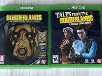 Borderlands The Handsome Collection (xbox one)